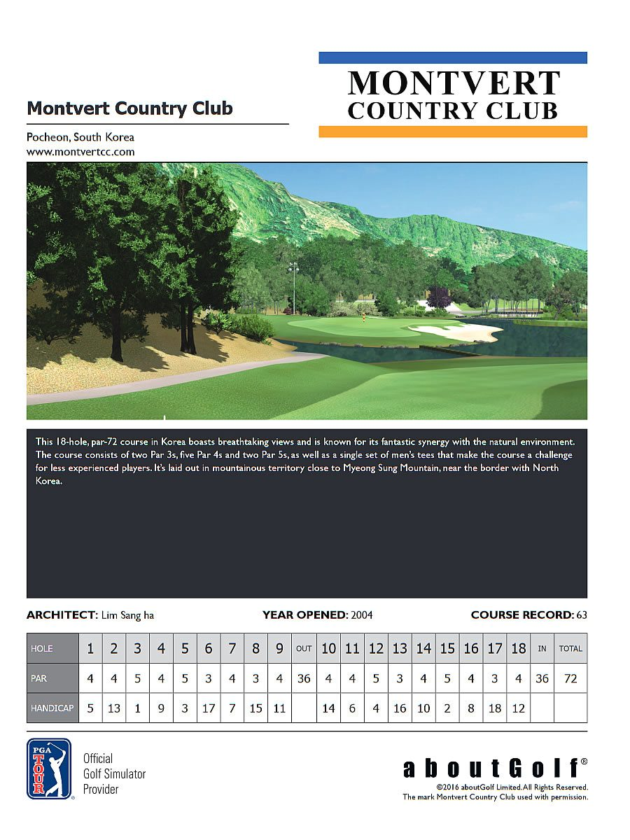 Montvert Country Club